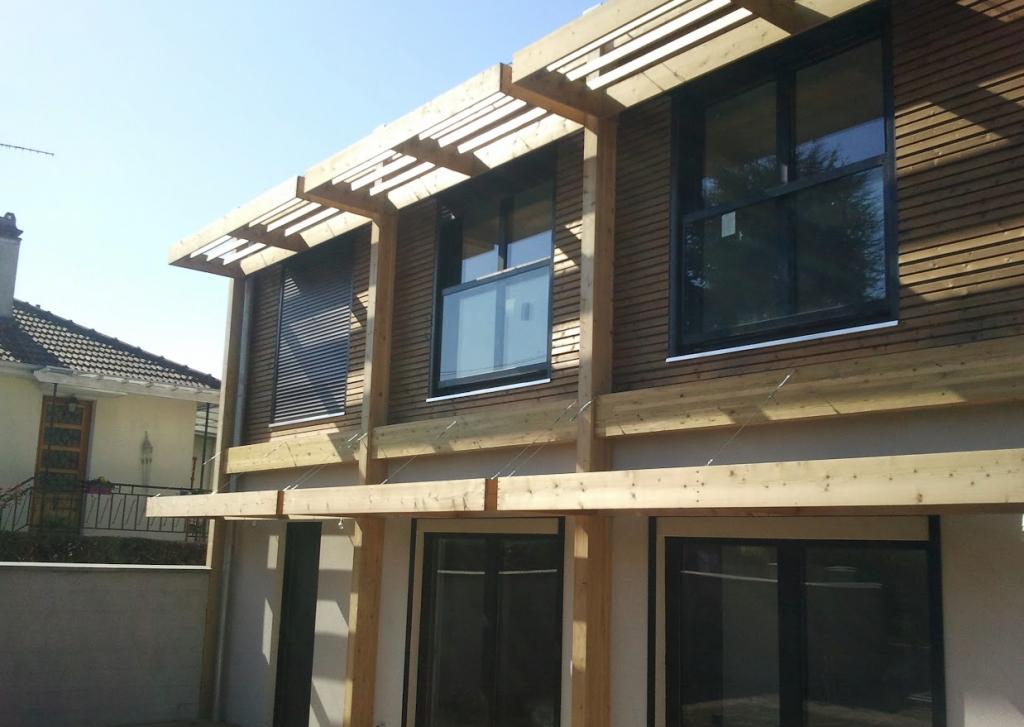 maison ecologique brunoy constructeur de maisons ecologiques en essonne 91. Black Bedroom Furniture Sets. Home Design Ideas