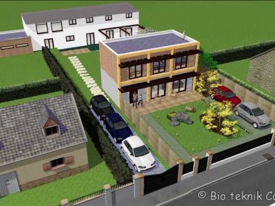 Construction d 39 une maison en essonne for Constructeur maison essonne